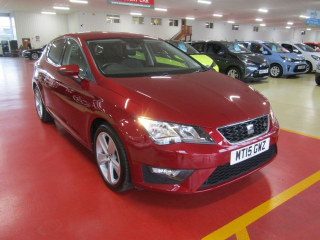 View our 2015 15 SEAT LEON 2.0 TDI FR 5d 150 BHP