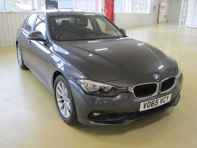 View our 2015 65 BMW 3 SERIES 2.0 320D SE 4d 188 BHP