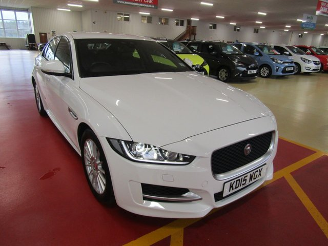 View our 2015 15 JAGUAR XE 2.0 R-SPORT 4d 161 BHP