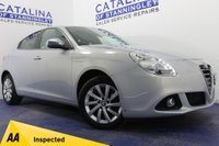 USED 2014 64 ALFA ROMEO GIULIETTA 1.6 JTDM-2 DISTINCTIVE 5DR 5 ALFA STAMPS-1 OWNER-ALLOYS