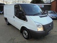 2013 FORD TRANSIT 2.2 300 LR 5d 99 BHP £5990.00