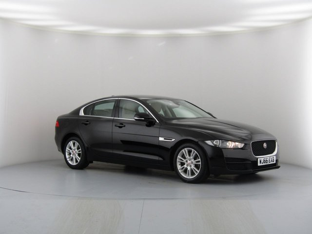 View our 2016 66 JAGUAR XE 2.0 PRESTIGE 4d AUTO 178 BHP