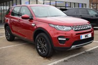 2018 LAND ROVER DISCOVERY SPORT 2.0 SI4 HSE 5d AUTO 238 BHP £37495.00