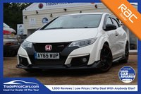 USED 2015 HONDA CIVIC 2.0 I-VTEC TYPE R 5d 306 BHP