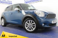 USED 2011 61 MINI COUNTRYMAN 1.6 COOPER 5DR 8 STAMPS-DAB-B/TOOTH-ALLOYS