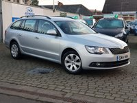 2014 SKODA SUPERB 1.6 S TDI CR 5d 104 BHP £7900.00