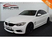 USED 2014 BMW 4 SERIES 2.0 420D M SPORT 2d AUTO 181 BHP
