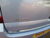 USED 2008 08 VAUXHALL MERIVA 1.4 LIFE 16V TWINPORT 5d 90 BHP