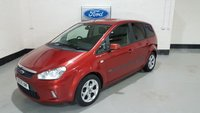 2009 FORD C-MAX 1.8 ZETEC 5d 124 BHP £SOLD