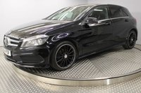 USED 2014 64 MERCEDES-BENZ A CLASS 1.5 A180 CDI BLUEEFFICIENCY AMG SPORT 5d 109 BHP