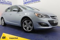 USED 2015 65 VAUXHALL ASTRA 1.4 SRI 5DR B/TOOTH-CRUISE-LOW MILES