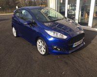 USED 2015 65 FORD FIESTA 1.0 ZETEC S  NAVIGATOR ECOBOOST (140ps) 3d THIS VEHICLE IS AT SITE 1 - TO VIEW CALL US ON 01903 892224