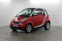 2009 SMART FORTWO 1.0 PASSION MHD 2d AUTO 71 BHP £3794.00