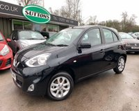 USED 2015 65 NISSAN MICRA 1.2 ACENTA 5d 79 BHP