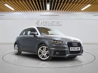 USED 2013 63 AUDI A1 1.4 TFSI S LINE 3d AUTO 185 BHP 0% DEPOSIT FINANCE AVAILABLE! Get your FREE Finance Check on www.hiltoncarsupermarket.co.uk