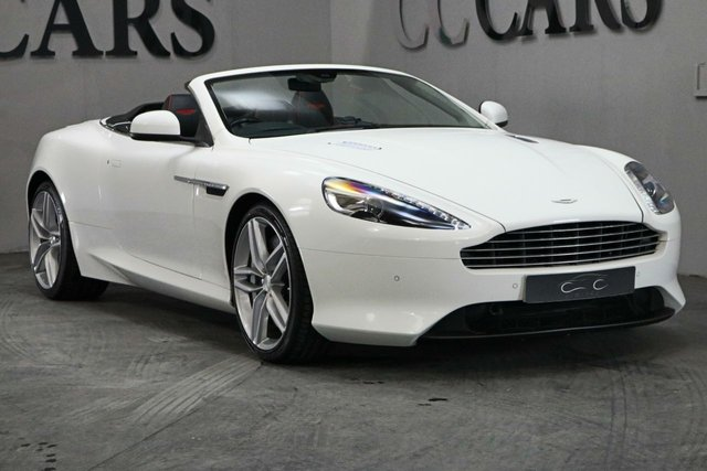 View our ASTON MARTIN DB9