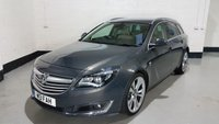 "USED 2015 VAUXHALL INSIGNIA 2.0 ELITE NAV CDTI ECOFLEX S/S 5d 160 BHP 1 Owner/ 20""Alloys/ Sat-Nav/ Leather Seats/ Power Boot"