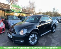 USED 2016 16 VOLKSWAGEN BEETLE 2.0 DESIGN TDI BLUEMOTION TECHNOLOGY 3d 108 BHP
