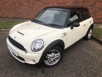 2010 MINI HATCH COOPER S 1.6 COOPER S 3d 184 BHP £6250.00