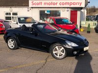 USED 2008 08 MERCEDES-BENZ SLK 1.8 SLK200 Kompressor 2 door Automatic
