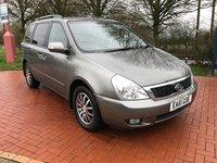2011 KIA SEDONA 2.2 3 CRDI 5d AUTO 192 BHP £9990.00