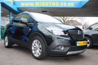 USED 2015 65 VAUXHALL MOKKA 1.6 SE CDTI 5dr AUTO 134 BHP NEED FINANCE??? APPLY WITH US!!!