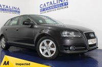USED 2012 62 AUDI A3  1.6 TDI SE 5DR 5 STAMPS-AA INSPECTED-LOW MILE