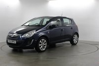 2012 VAUXHALL CORSA 1.2 ACTIVE AC 5d 83 BHP £SOLD