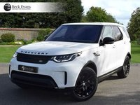 USED 2018 18 LAND ROVER DISCOVERY 5 3.0 TD6 HSE 5d AUTO 255 BHP VAT QUALIFYING BLACK PACK