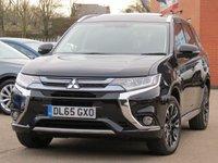 2015 MITSUBISHI OUTLANDER 2.0 PHEV GX 4H 5d AUTO 161 BHP £17495.00