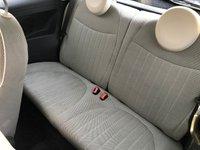 USED 2011 60 FIAT 500 1.2 LOUNGE DUALOGIC 3d AUTO 69 BHP