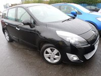 USED 2010 60 RENAULT GRAND SCENIC 1.5 DYNAMIQUE TOMTOM DCI FAP 5d 109 BHP
