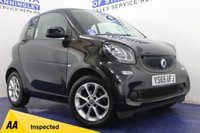 USED 2015 65 SMART FORTWO 1.0 PASSION 2DR BLUETOOTH-15'' ALLOYS-FREE ROAD TAX-AUX-USB