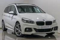 2016 BMW 2 Series GRAN TOURER 2.0 218D M SPORT GRAN TOURER 5d AUTO 148 BHP £17990.00