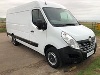 2015 RENAULT MASTER 2.3 MML35 BUSINESS DCI S/R P/V 1d 125 BHP £9950.00