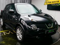 USED 2011 61 NISSAN JUKE 1.6 TEKNA DIG-T 5d 190 BHP £0 DEPOSIT FINANCE AVAILABLE, AIR CONDITIONING, AUX INPUT, BLUETOOTH CONNECTIVITY, CLIMATE CONTROL, CRUISE CONTROL, KEYLESS START, REVERSE CAMERA, STEERING WHEEL CONTROLS, TRIP COMPUTER, USB CONNECTION