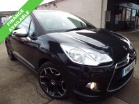 USED 2011 61 CITROEN DS3 1.6 HDI DSPORT PLUS 3d 110 BHP