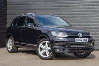 2013 VOLKSWAGEN TOUAREG 3.0 V6 ALTITUDE TDI BLUEMOTION TECHNOLOGY 5d AUTO 202 BHP £15000.00