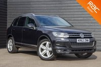 USED 2013 62 VOLKSWAGEN TOUAREG 3.0 V6 ALTITUDE TDI BLUEMOTION TECHNOLOGY 5d AUTO 202 BHP £0 DEPOSIT BUY NOW PAY LATER - NAVIGATION