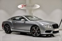 2012 BENTLEY CONTINENTAL 4.0 GT V8 MULLINER 2d AUTO 500 BHP £150K LIST/EXTERIOR CARBON STYLE PACK £64950.00