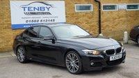 2013 BMW 3 SERIES 2.0 318D M SPORT 4d AUTO 141 BHP £12484.00