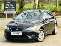 USED 2013 SEAT LEON 1.6 TDI SE 5d 105 BHP Cruise control, Bluetooth, Air con, Full service history