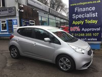 USED 2015 65 KIA VENGA 1.4 CRDI 2 5d 89 BHP, only 19000 miles, 1 Owner *** ONE OWNER FROM NEW ***