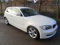 2010 BMW 1 SERIES 2.0 116I SPORT 3d 121 BHP £5995.00