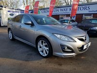 USED 2010 60 MAZDA 6 2.0 TAKUYA 5d 155 BHP 0%  FINANCE AVAILABLE ON THIS CAR PLEASE CALL 01204 317705