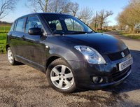2009 SUZUKI SWIFT 1.5 GLX 5d 100 BHP + 2 FORMER KEEPERS + HISTORY £2475.00