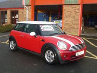 2009 MINI HATCH COOPER 1.6 COOPER D 3d 108 BHP £3450.00