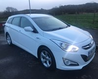 2013 HYUNDAI I40 1.7 CRDI ACTIVE BLUE DRIVE 5d Estate 134 BHP £5999.00