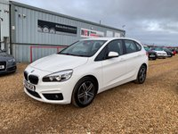 2015 BMW 2 SERIES 1.5 216D SPORT ACTIVE TOURER 5d 114 BHP £8990.00
