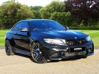 USED 2017 67 BMW M2 3.0 M2 2d AUTO 365 BHP